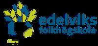 Edelviks_folkhögskola_logotyp